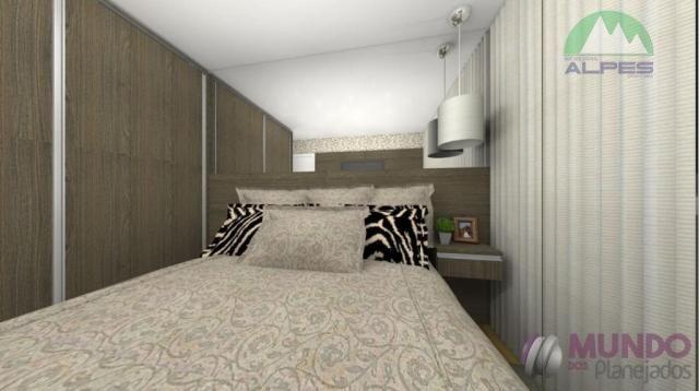 Apartamento residencial à venda, colônia murici, são josé dos pinhais. - Foto 7