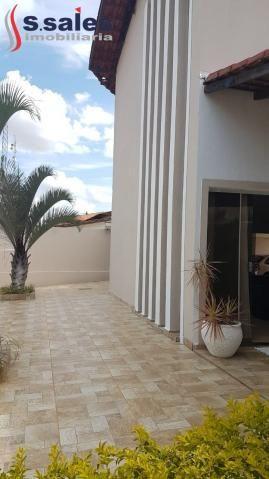 Casa à venda com 4 dormitórios em Setor habitacional vicente pires, Brasília cod:CA00067 - Foto 4