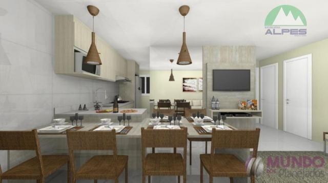 Apartamento residencial à venda, colônia murici, são josé dos pinhais. - Foto 10