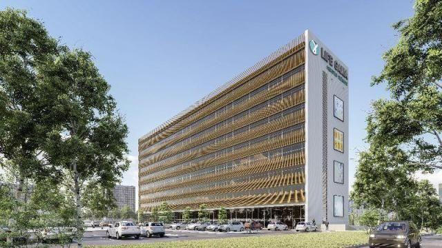 Sala Comercial - 95m2 - Life Gama - Excelência Médica O primeiro e mais completo Centro Cl