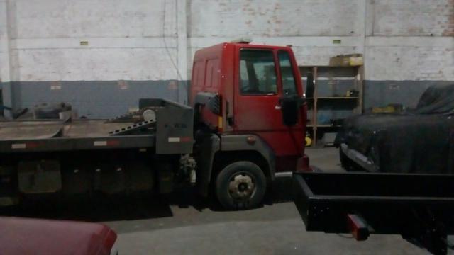 Plataforma hidraulica 7,8 mts usada - Foto 5