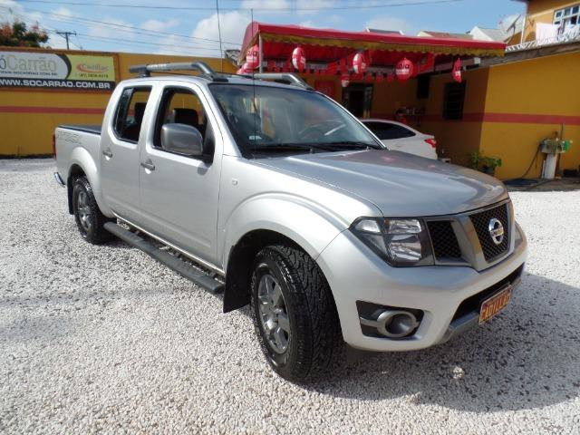 Nissan Frontier SV Attack 4X4 - 2014 - Foto 8