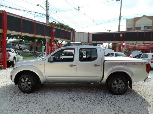 Nissan Frontier SV Attack 4X4 - 2014 - Foto 3