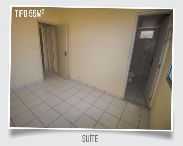 Residencial itaoca. aptos 02 quartos! - Foto 9