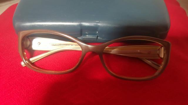 809e803a6 Óculos original Tiffany & C0 Italy armação acetato com cristais de ...