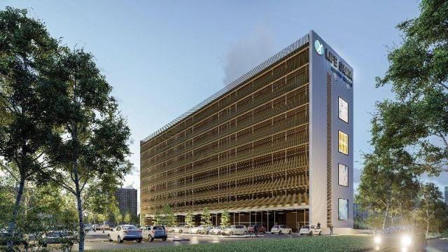 Sala Comercial - 130m2 - Life Gama - Excelência Médica O primeiro e mais completo Centro C