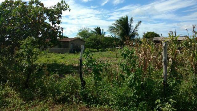Granja 7 hectares, Casa simples,próximo a RN 064, Cercada