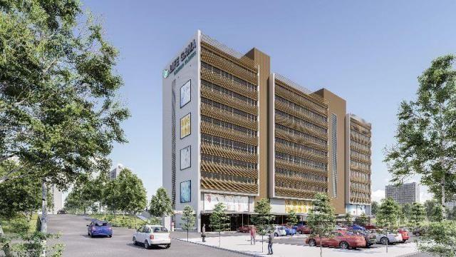 Sala Comercial - 60m2 - Life Gama - Excelência Médica O primeiro e mais completo Centro Cl