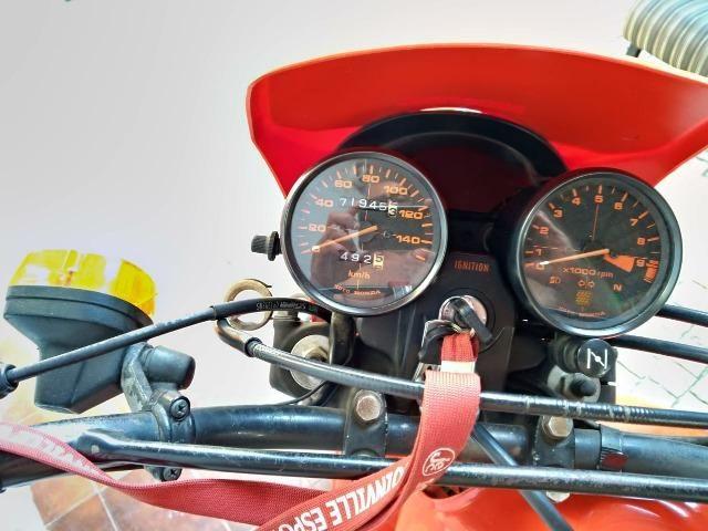 Honda Xlx 250 R - 1991 - Impecável - Raridade - Original - Foto 6