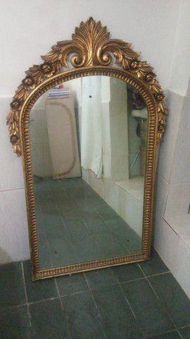 Espelho de cristal década de 1920