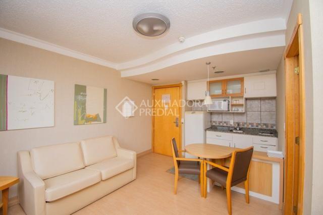 Apartamento para alugar com 1 dormitórios em Rio branco, Porto alegre cod:318005 - Foto 3