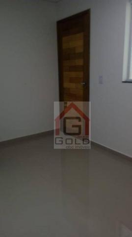 Sobrado com 2 dormitórios à venda, 70 m² por R$ 350.000 - Vila São Pedro - Santo André/SP - Foto 6