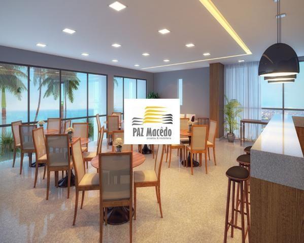 Apartamento Em Olinda 3 Quartos, 2 Suítes, 100m², Lazer Completo, 2 Vaga - Foto 8