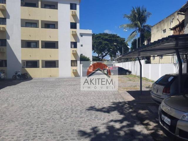 Apartamento com 2 dormitórios à venda, 53 m² por R$ 149.990,01 - Rio Doce - Olinda/PE - Foto 2