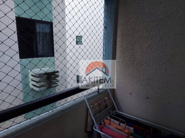 Apartamento com 2 dormitórios à venda, 53 m² por R$ 149.990,01 - Rio Doce - Olinda/PE - Foto 17