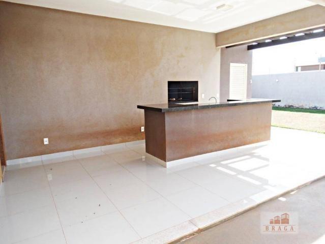 Vende-se casa com 150,41 m2 de laje, Bairro Green Ville ll ? Naviraí - MS - Foto 11