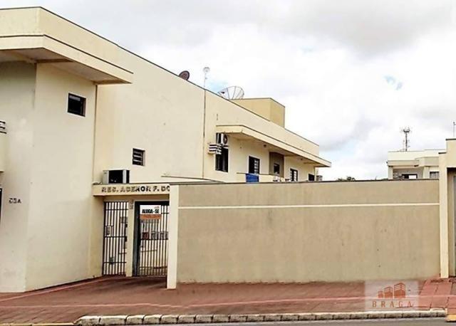 Apartamento com 3 dormitórios para alugar, 70 m² por R$ 950/mês - Centro - Navirai/MS