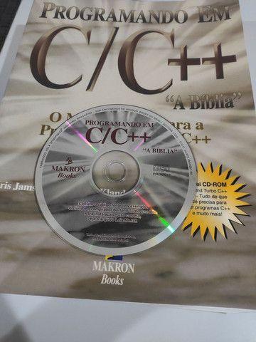 "Programando em C/C++, ""A Bíblia"" -Kris Jamsa/Lars Klander - Foto 2"