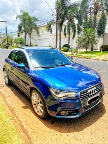 Audi A1 S-Tronic - 1.4 - Qualidade Impecável - ACEITO TROCAS - Foto 2