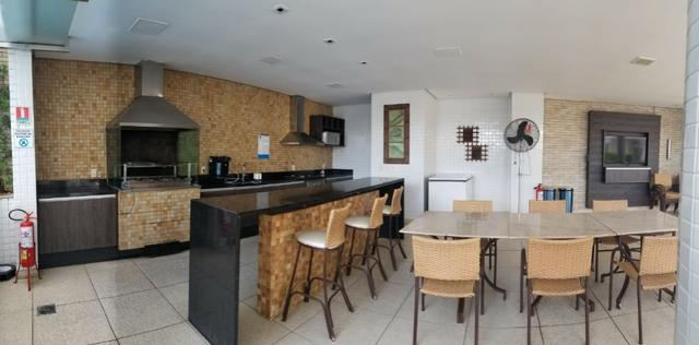 Condomínio Topázio 127m²-3 suítes - Parque 10