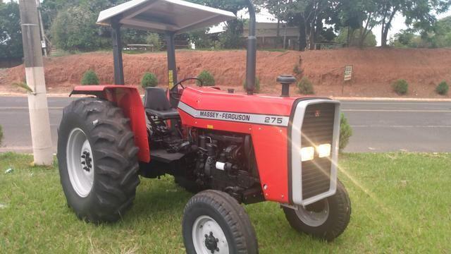 Trator Massey Ferguson 275 1995 - Foto 2