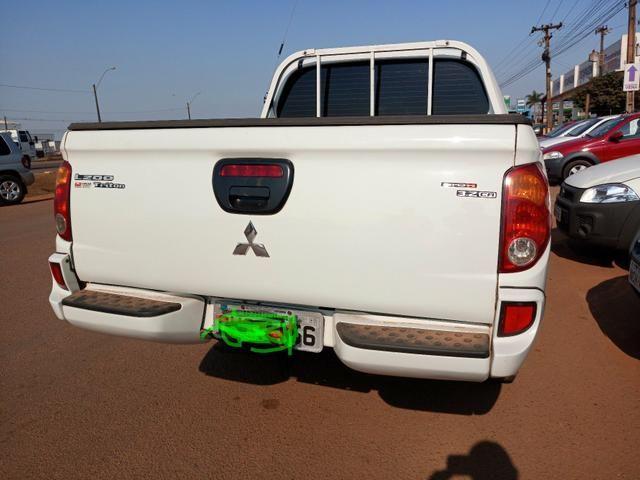 Triton 3.2 4x4 diesel pra venda ou troca - Foto 4