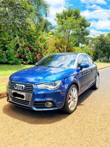 Audi A1 S-Tronic - 1.4 - Qualidade Impecável - ACEITO TROCAS
