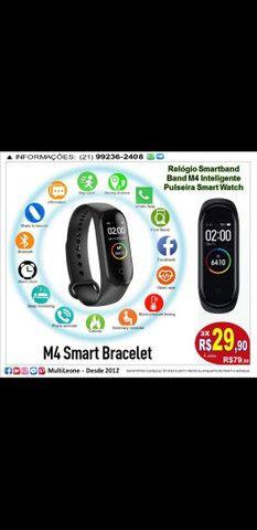 Relógios Smarts Bracelet - Foto 3