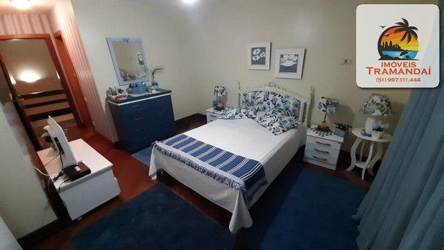 Um espetáculo de casa com 04 dorm (01 suíte), mobiliada, na Zona Nova de Tramandaí - Foto 13