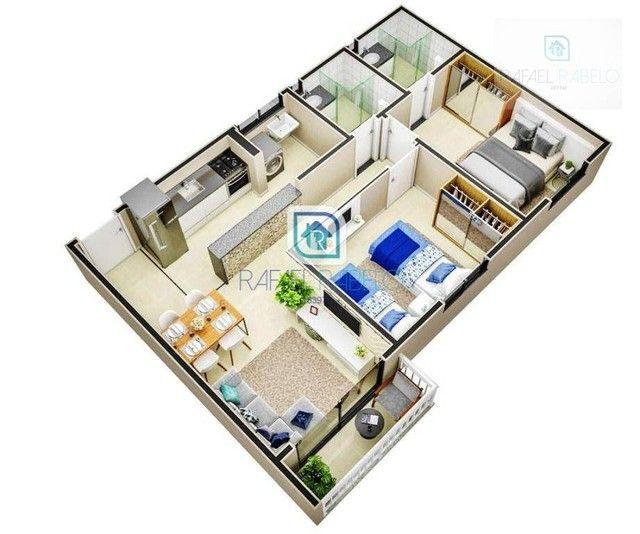 Eusébio - Apartamento Padrão - Amador - Foto 6