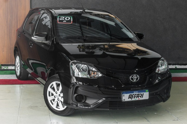 Toyota Etios X Plus 2020 Automático - Foto 2