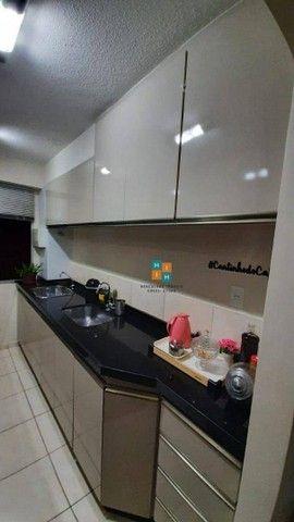 Apartamento com 2 dormitórios à venda, 43 m² por R$ 160.000 - Vale das Palmeiras - Sete La - Foto 4