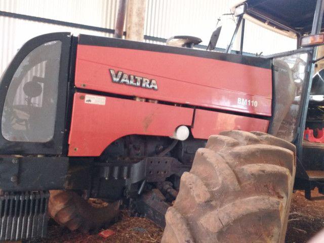 Trator Valtra BM110 ano 2004 - Foto 2