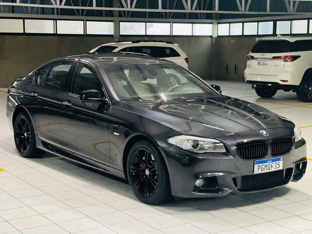 BMW 535I M Sport 2014 Blindada apenas 38mil km!