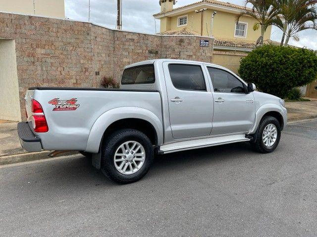 Toyota Hilux 3.0 SRV 2013 TOP Controle tração OPORTUNIDADE ABAIXO FIPE - Foto 10