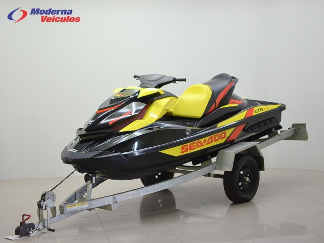 Jet ski Seadoo GTR 215 - Ano 2015 - 96hrs