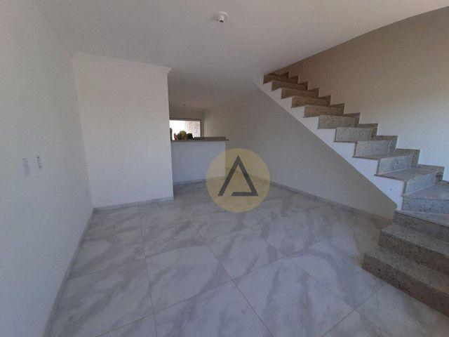 Atlântica imóveis tem linda casa com 3 dormitórios para venda no bairro Verdes Mares em Ri - Foto 4