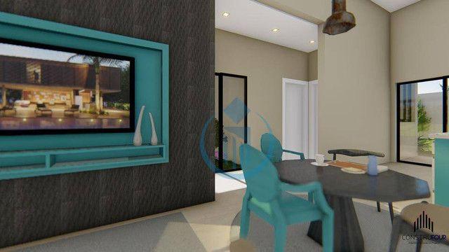Casa com 1 dormitório à venda, 73 m² por R$ 250.000,00 - Loteamento Don Giovanni - Foz do  - Foto 3