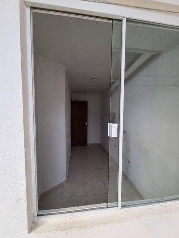 Residência na vila Cristina , 2 quartos ,garagem, gradil de 145 mil por 120 mil - Foto 16