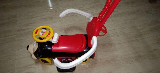 Carrinho de passeio infantil Mickey - Foto 5
