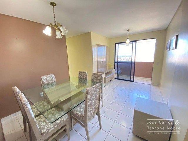 Apartamento com 3 quartos, andar alto, 2 vagas - Renascença Bancários - Foto 8