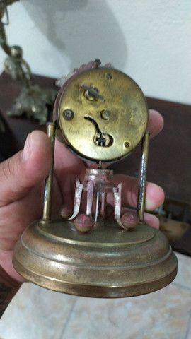 Relógio antigo todo original - Foto 2
