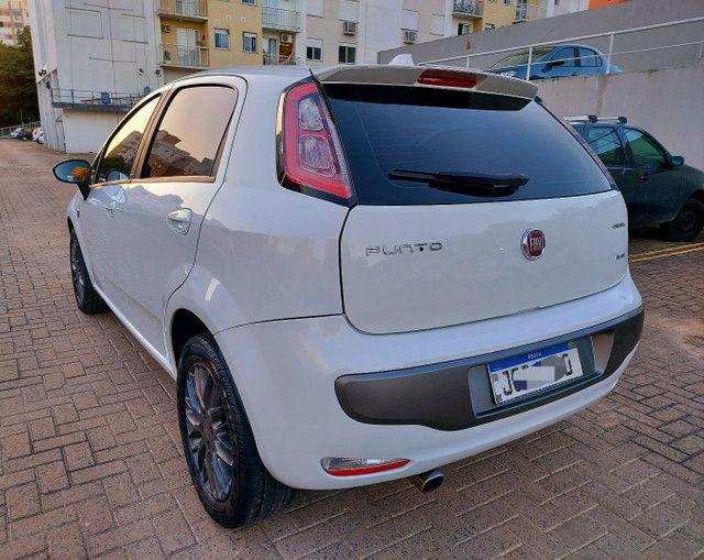 Fiat punto essence creative 1.6 Itália 2013 - Foto 6