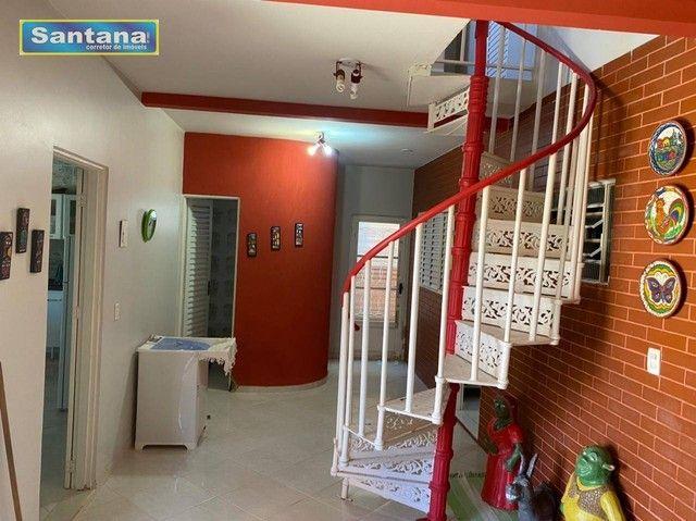 Chale de Laje com 4 dormitórios todos suites, à venda, 165 m² por R$ 250.000 - Mansões das - Foto 14