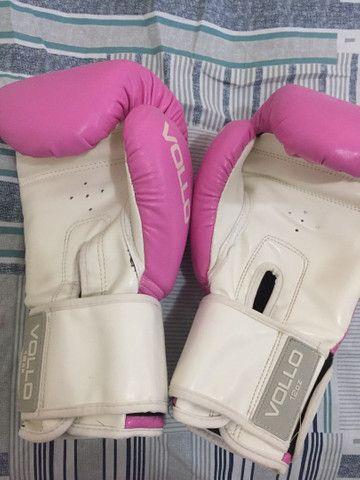 Luva de luta/Muay Thai/Box - Foto 3