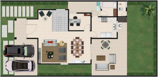 Casa a venda em Condomínio no Eusébio de 3 quartos - Foto 11