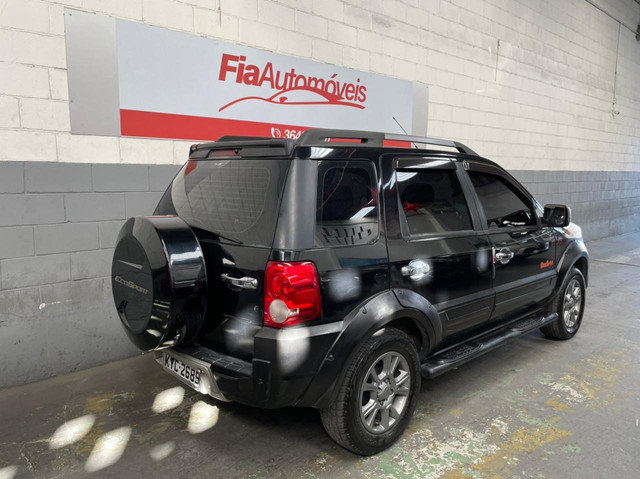 Ford Ecosport Freestyle 1.6 Completo 2011 - Foto 3