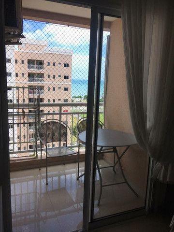 Apartamento no 12 andar com vista Mar