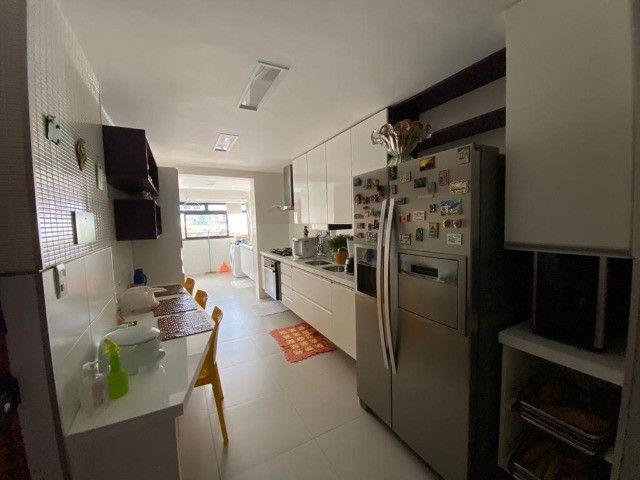 Apartamento 3 Suítes, Mobiliado, 157m², Alto Padrão - Ponta Verde - Foto 18