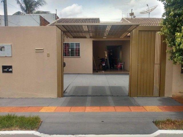 Linda Casa Aero Rancho com Varanda e quintal amplo - Foto 16
